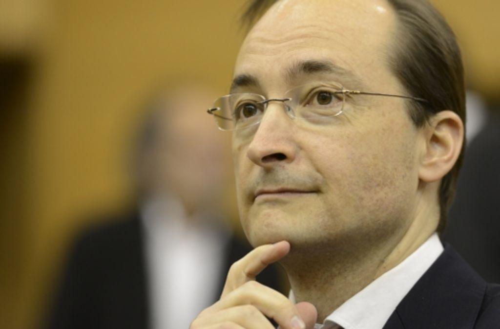 Immer mehr Enthüllungen setzen den Investmentbanker Dirk Notheis unter Druck. Foto: dpa