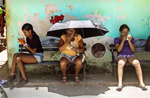 Kuba erlebt die Rückkehr der Rationierung