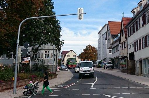 Letzter Schliff für die Grabenstraße