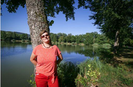 Seewaldseen in Vaihingen/Enz: Durch Wald und Weinberge ans Wasser