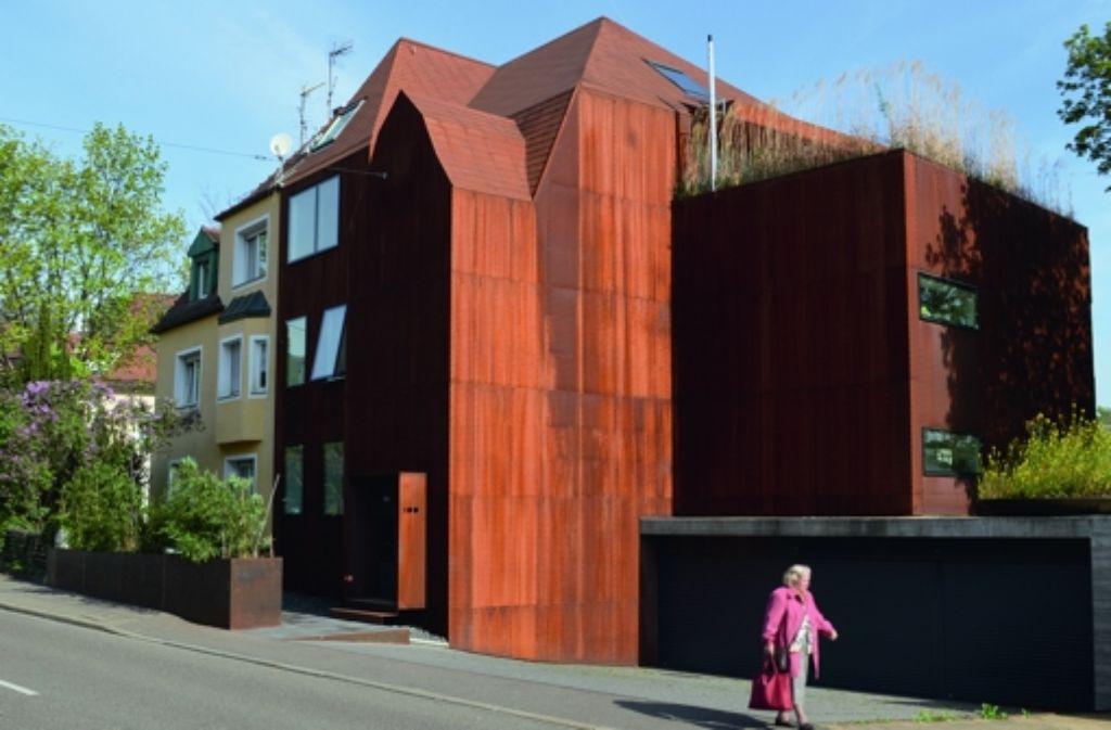 villa h36 in stuttgart meilenstein in d mmbeton architekt mba s matthias bauer associates. Black Bedroom Furniture Sets. Home Design Ideas