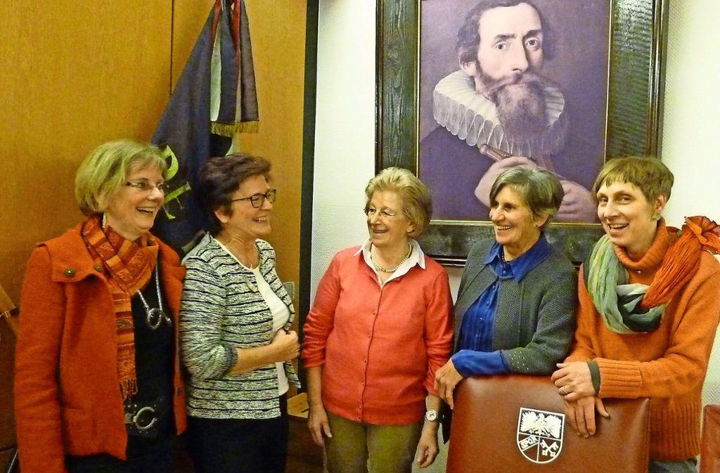 Frauen in der Politik – wie hier im Weiler Gemeinderat – sind längst nicht überall eine Selbstverständlichkeit Foto: privat