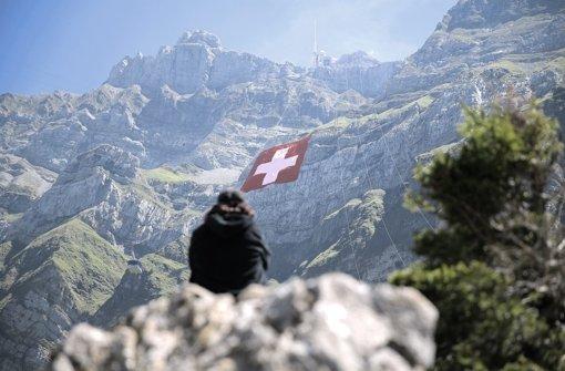 Ein Alpenvolk auf Abwegen