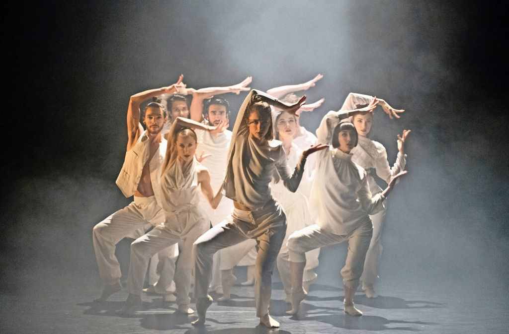 Nicht nur die Tänzer von Gauthier Dance (Foto) sollen  im Theaterhaus-Ergänzungsbau einen Platz finden. Auch die freie Szene soll dort unterkommen. Foto: dpa