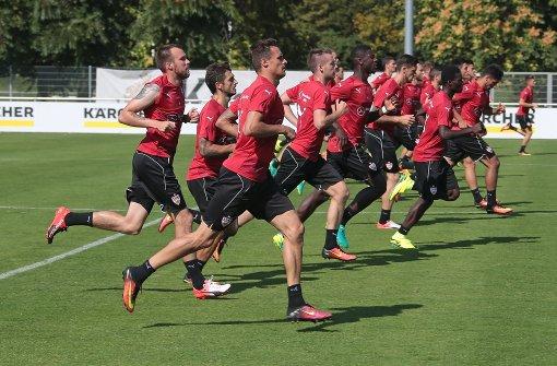 Mit diesem Kader reist der VfB nach Homburg