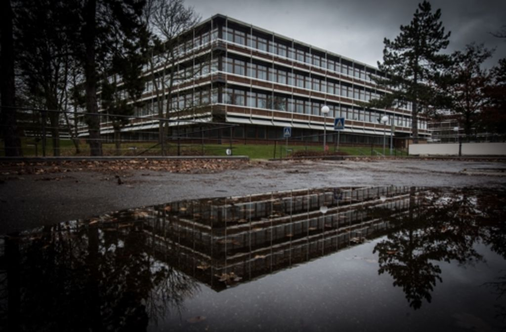 Dem Eiermann-Campus droht der Abriss. Foto: Achim Zweygarth