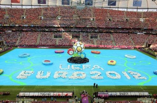 Die Fußball-EM 2012 ist eröffnet
