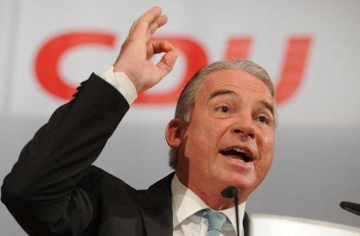 Südwest-CDU kritisiert Kretschmann