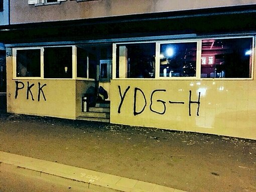 Große Solidarität nach Anschlag auf Vereinsheim