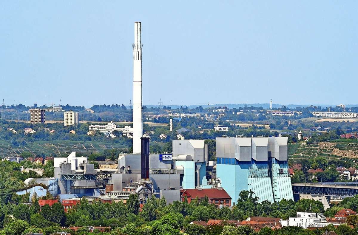 In der Anlage in Münster will die EnBW den Brennstoff wechseln. Foto: EnBW