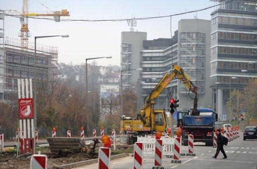 U12-Baustelle rückt näher