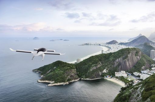 Elektrische Jets für die Copacabana