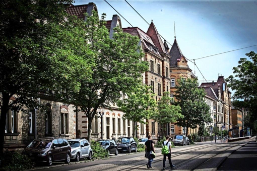 Im Nordbahnhofviertel gilt  eine Erhaltungssatzung, allerdings lediglich zur Zusammensetzung der Wohnbevölkerung. Foto: Lichtgut/ Zweygarth