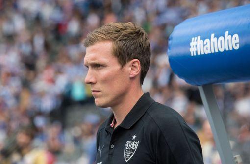 Mit dieser Aufstellung beginnt der VfB gegen Hertha