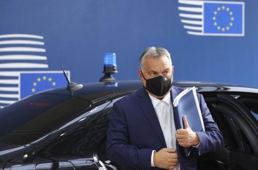 EU erhöht den Druck auf Ungarn