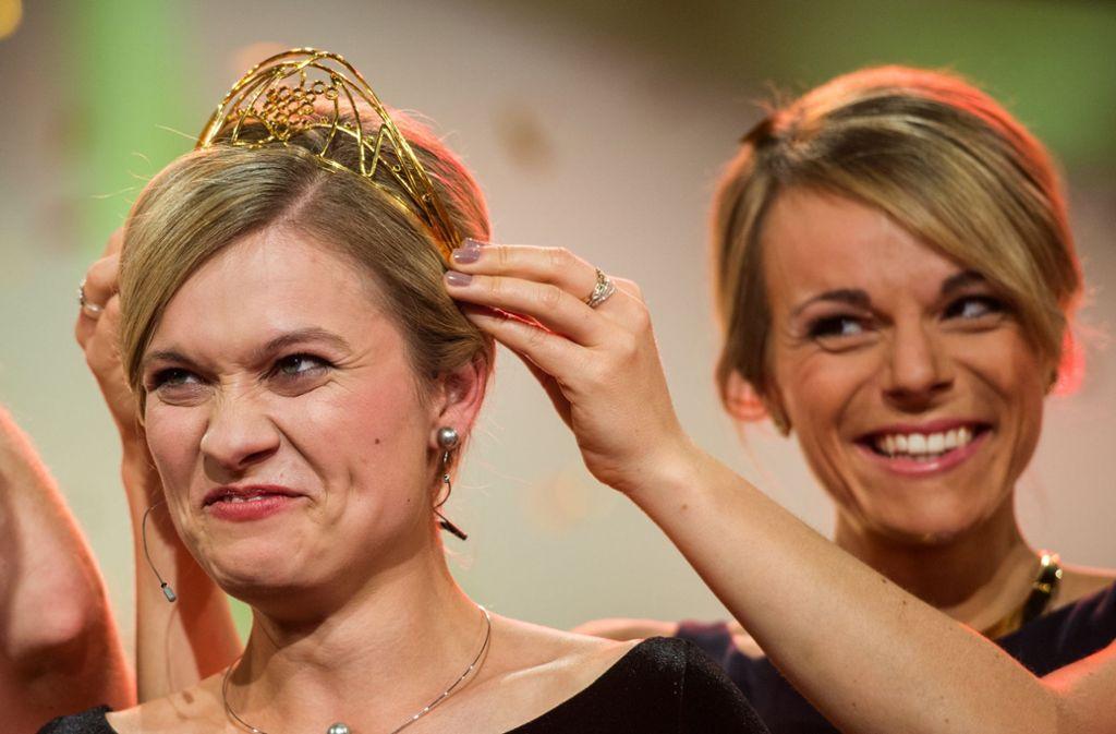 Die Jury will eine Nachfolgerin für Carolin Klöckner finden. Foto: dpa