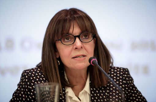 Griechenland wählt erstmals   Frau zum Staatsoberhaupt