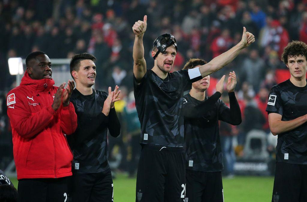 Christian Gentner hat im Spiel gegen Borussia Dortmund sein Comeback gefeiert. Foto: Pressefoto Baumann