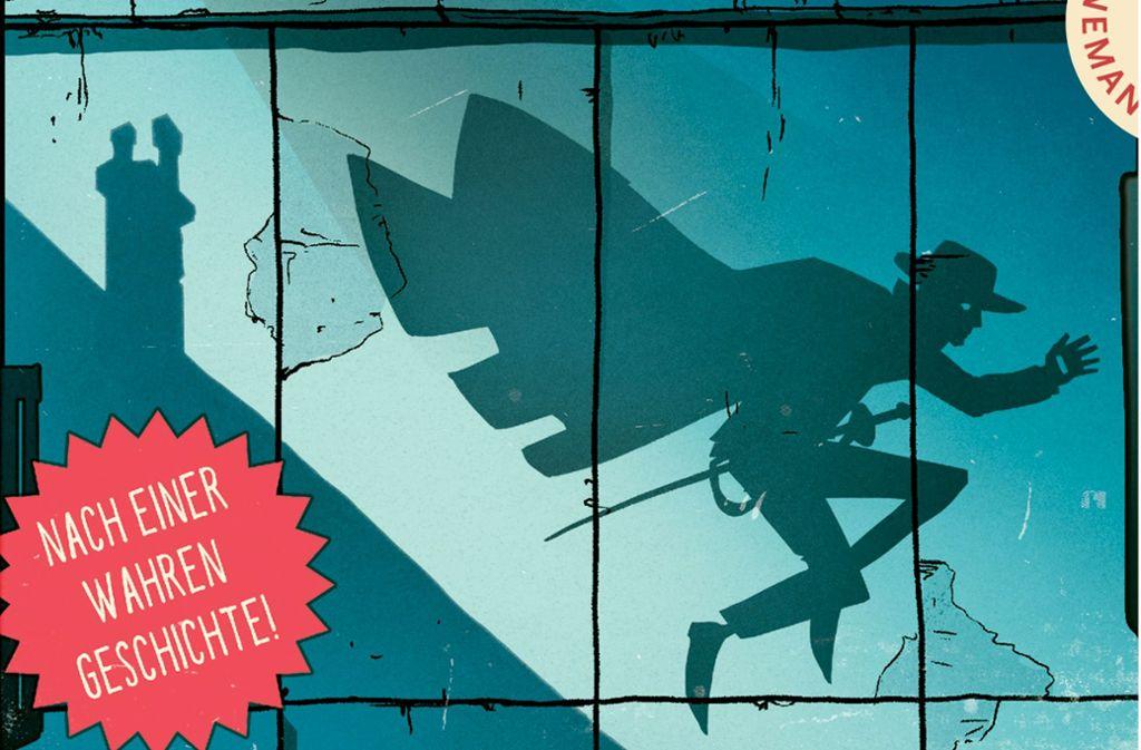 """In Norbert Zähringers Buch """"Zorro Vela"""" bringen Außerirdische die Mauer zu Fall. Foto: Thienemann-Verlag"""