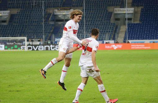 Marc Oliver Kempfs Treffer hält die VfB-Serie aufrecht