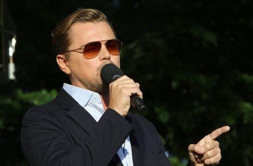 DiCaprio macht VW-Skandal zu Geld