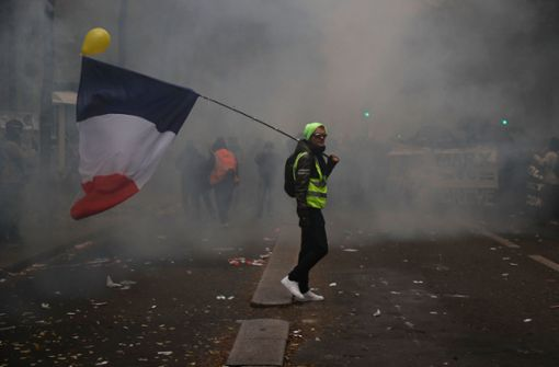 Frankreichs Hoffnung ruht auf dem Ritual