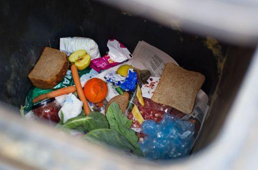 Höhere Gebühren für  Müllentsorgung
