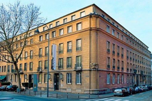 Hotel Silber in Stuttgart Grauen sitzt noch in allen