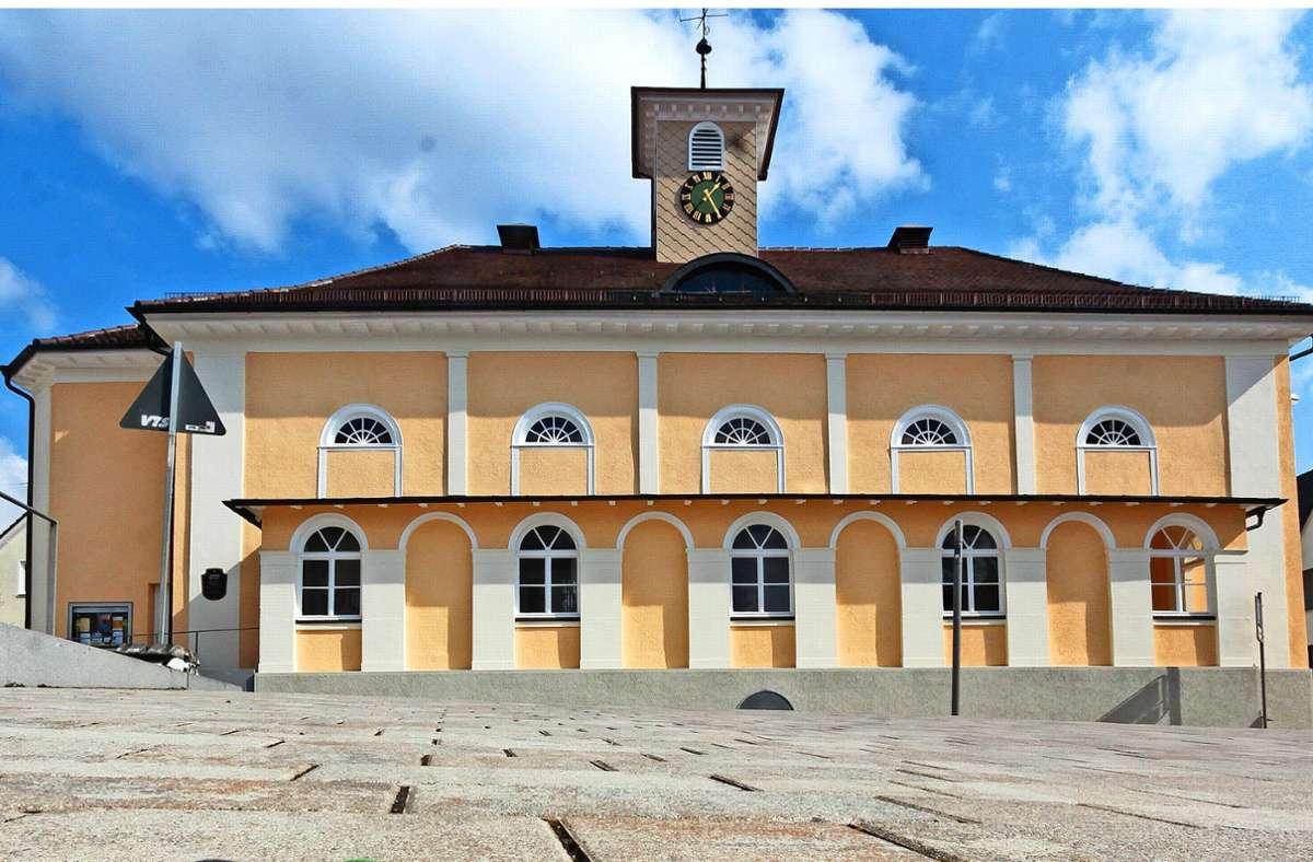 Der Saalplatz mit dem Großen Saal ist das historische Zentrum der evangelischen Brüdergemeinde. Foto: factum/Granville/Simon Granville/factum