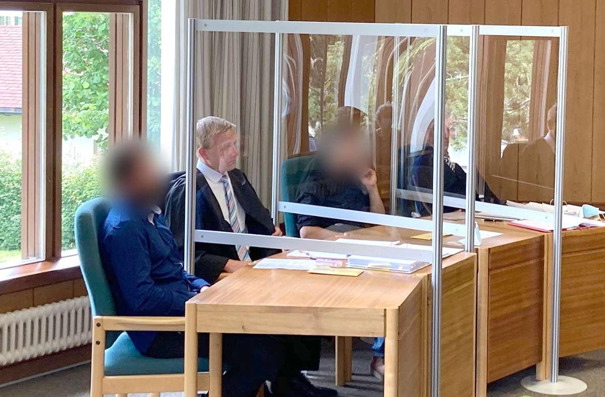 Die Verteidiger hatten für ihre Mandanten jeweils auf Freispruch plädiert. Foto: dpa/Felix Schröder