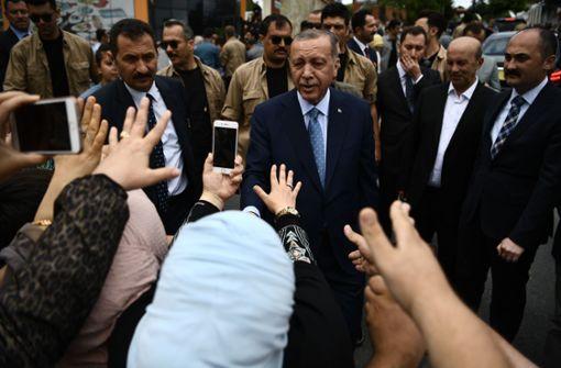Massiver Konflikt zwischen Erdogan und Opposition erwartet