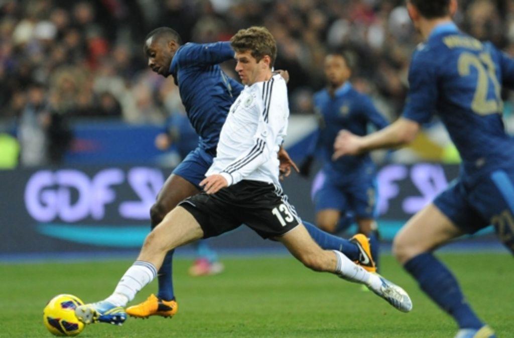 Fußball Deutschland Frankreich übertragung