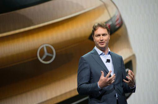 Daimler-Chef  feilt noch  an der Strategie
