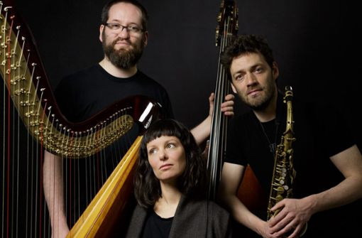 Katrin Pechlof Trio
