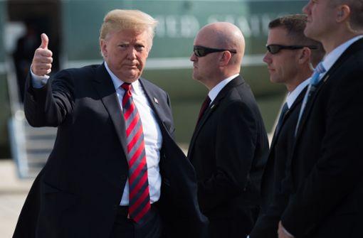 Trump will Russland wieder zu G7 dazuholen
