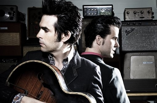 Jon Spencer liebt es laut Foto: StZ