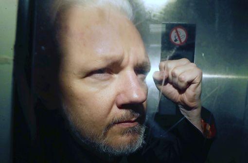 Assange soll nicht an die USA  ausgeliefert werden