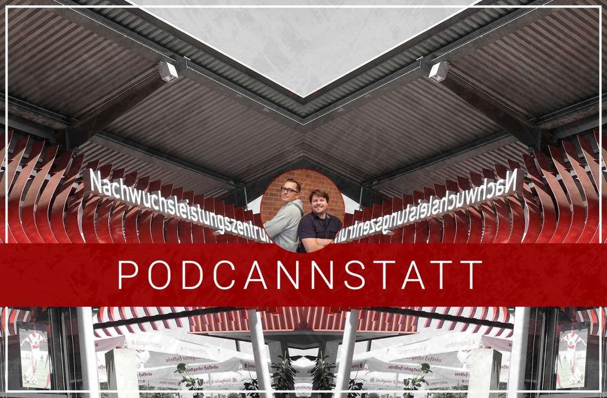 Die Nachwuchsarbeit steht im Fokus dieser Podcast-Folge zum VfB Stuttgart. Foto: StZN/Baumann