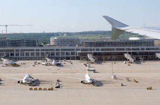 Sorgenvoller Blick auf Zukunft von Air Berlin