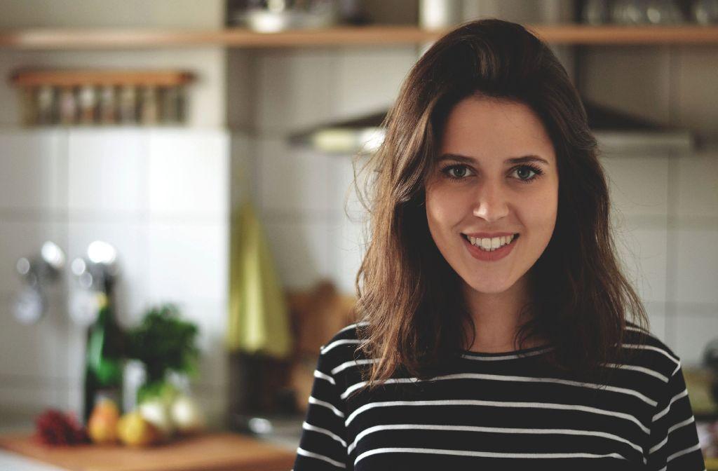 Die kochende Bloggerin: Alessandra Coronato liebt außergewöhnliche Kombinationen wie die Fenchel-Birnen-Suppe. Foto: Michael Coronato