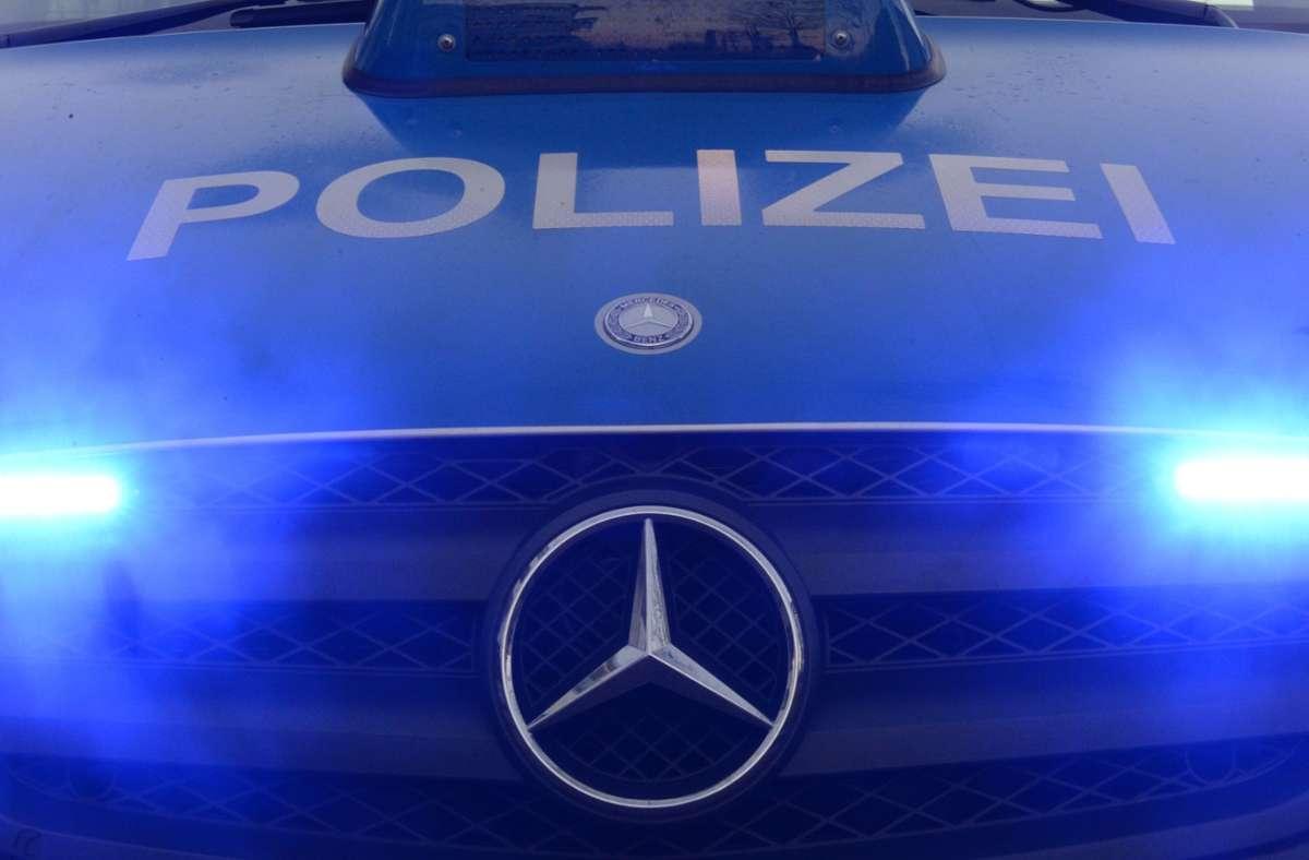 Die Polizei hat den Vermissten in Konstanz aufgegriffen. (Symbolbild) Foto: picture alliance / dpa/Patrick Seeger