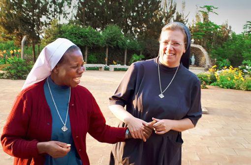 Barmherzige Schwestern helfen in Afrika
