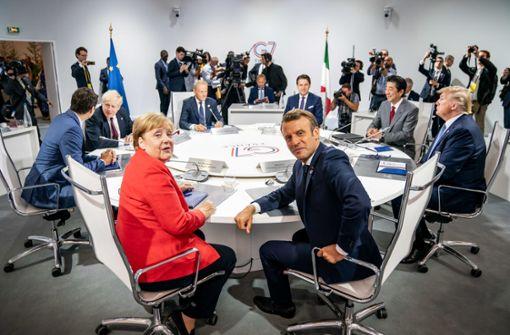Macron gelingt ein Meisterstück