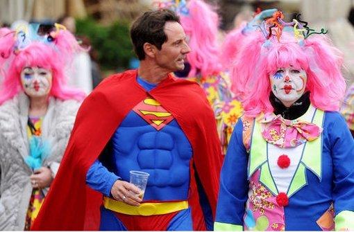 Hiob im Superhelden-Kostüm