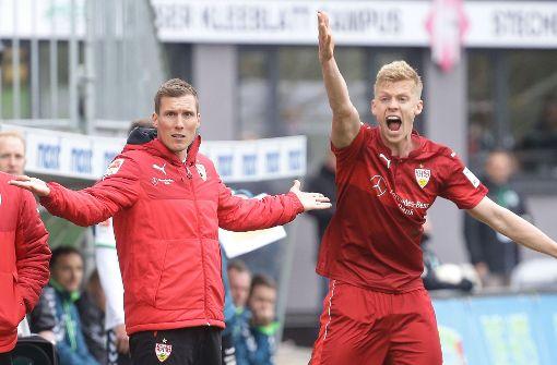 VfB droht Verlust der Tabellenführung