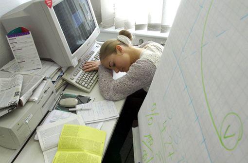 Konzerne wollen schläfrige Mitarbeiter mit kühler Luft fit machen