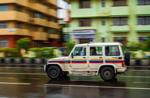Indische Polizei kann Lynchmob zurückdrängen