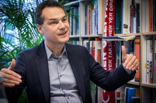 Detlef Kurth möchte, dass Kommunen belohnt werden, wenn sie  in den sozialen Wohnungsbau investieren. Dieser sei auch für die Mittelschicht notwendig. Foto: Lg/Zweygarth