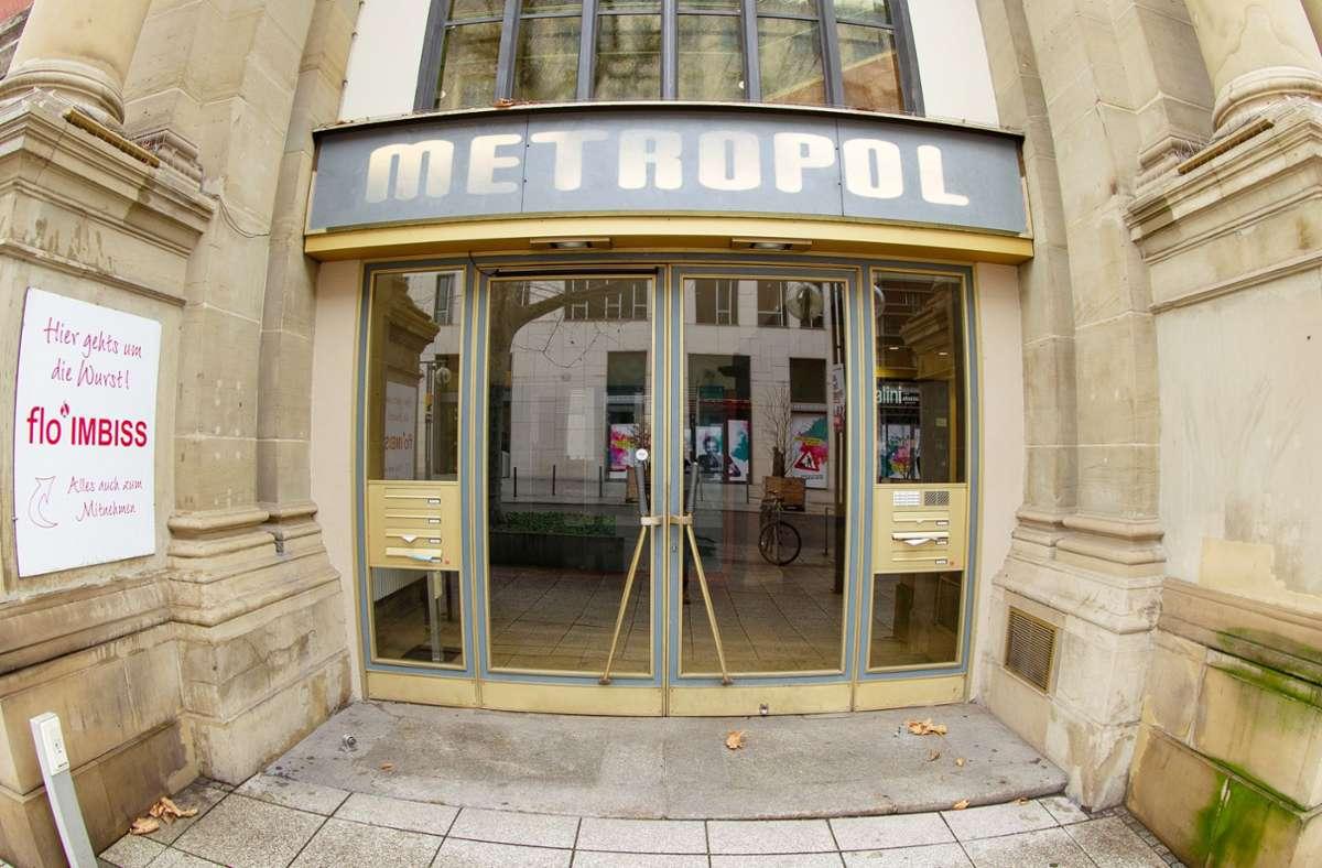 Das Metropol-Gebäude besitzt die Torbögen des alten Stuttgarter Bahnhofs. Foto: Lichtgut/Leif Piechowski