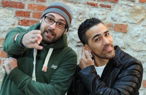 Rapper Bushido und Sido bringen gemeinsames Album heraus